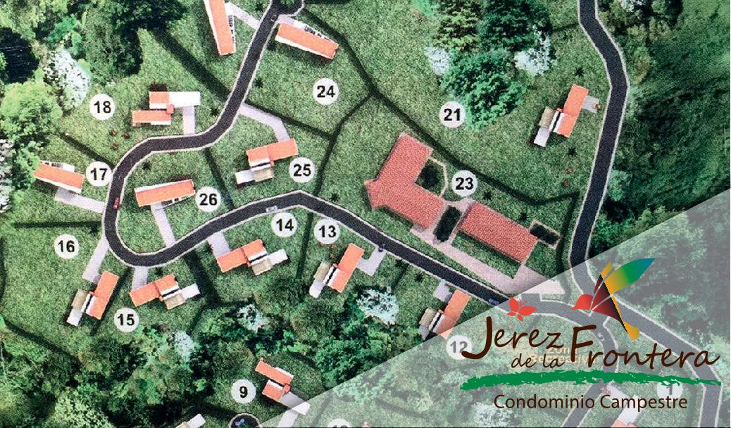 Casas Campestres - Condominio Campestre - Jerez de la Frontera
