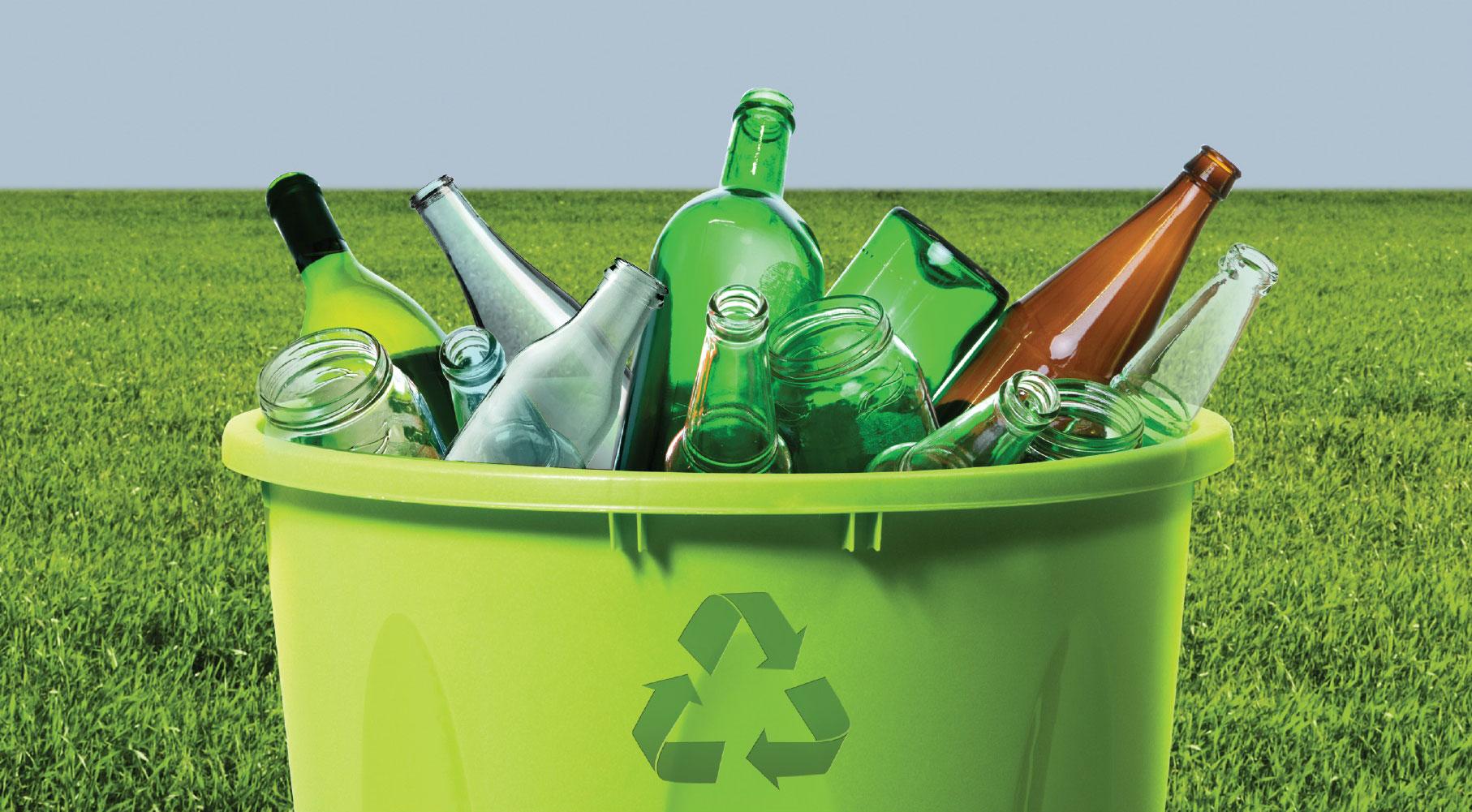 Reciclaje en eje cafetero