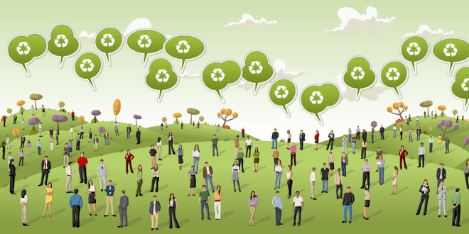 Maneras de reciclar